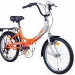 велосипед АИСТ 20 2.0 7-скоростей (Shimano) (Минский велозавод), Казань