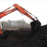 Чернозем с доставкой 25 тонн, 18м3, Казань