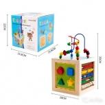 Детская игрушка - Универсальный куб 5 в 1, Казань
