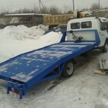 Автоэвакуатор Газель 3302 с ломаной платформой, Казань