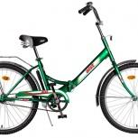 Велосипед АИСТ складной 24-201, Казань