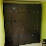 Шкафы для раздевалок, Казань