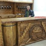 Мебель под заказ из натурального дерева, Казань