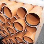 ПВХ трубы для наружной и внутренней канализации, Казань